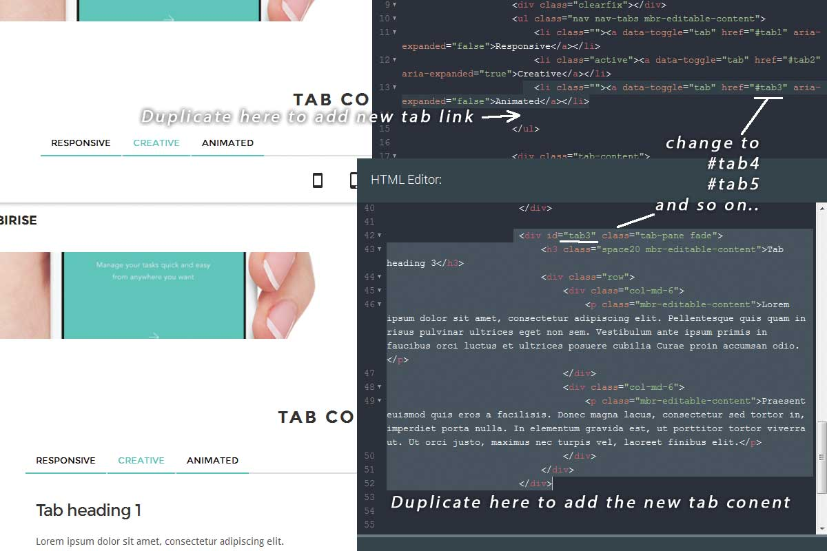 Best Bootstrap Minimal Theme Builder