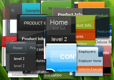 Hover Multi Level Tree Menu Accordion Cross Browser Tree Menu