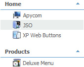 Cross Browser Tree Collapsing Menu Joomla Tree Menu