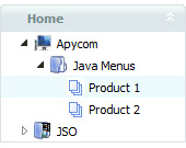 Dhtml Tree Drop Down Menu Extjs Treeview Not Working In Netscape