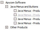 Absolute Position Of Object Tree Treeview Menu Jquery