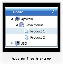 Acts As Tree Ajaxtree Tree Disable File Menu