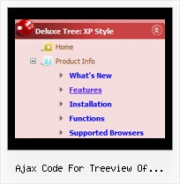 Ajax Code For Treeview Of Directory Tree Text Transition Effects