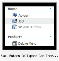 Back Button Collapses Css Tree View Menu Slide Down Tree Example