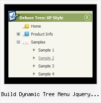 Build Dynamic Tree Menu Jquery Mysql Tree Menubar Example