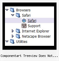 Componentart Treeview Does Not Collapseall Downloadable Tree Drop Down Menu