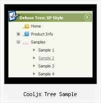 Cooljs Tree Sample Javascript Tree Frames