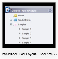 Dhtmlxtree Bad Layout Internet Explorer Tree Roll Down Menu