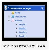Dhtmlxtree Preserve On Reload Tree Create Pull Down Menu