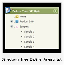 Directory Tree Engine Javascript Dynamic Html Tree Collapsing Menu