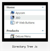 Directory Tree Js Sliding Tree