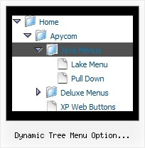 Dynamic Tree Menu Option Selection Form Javascript Tree Views