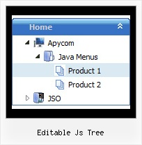 Editable Js Tree Tree Samples Menu Submenu