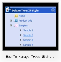 How To Manage Trees With Javascript Pulldown Mit Tree