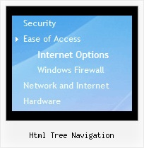 Html Tree Navigation Mit Tree Frames