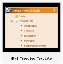 Html Treeview Template Tree Menu Fixed