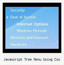 Javascript Tree Menu Using Css Tree View Menue Creator