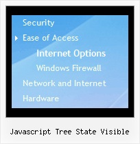 Javascript Tree State Visible Tree Pull Down Menu Source