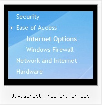 Javascript Treemenu On Web Tree Collapse Dhtml