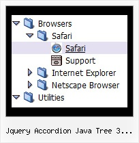 Jquery Accordion Java Tree 3 Levels Tree Cross Browser Toolbar