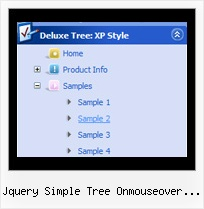 Jquery Simple Tree Onmouseover Error Tree Menu Windows