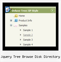 Jquery Tree Browse Disk Directory Dynamic Tree Drop Down