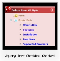 Jquery Tree Checkbox Checked Example Cool Tree Animations