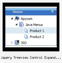 Jquery Treeview Control Expand Method Javascript Menue Tree