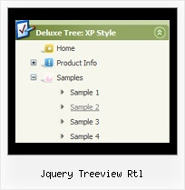 Jquery Treeview Rtl Tree This Select