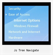 Js Tree Navigate Tree Mouse Over Expand