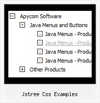 Jstree Css Examples Tree Example With Codes