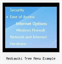 Mediawiki Tree Menu Example Collapsible Tree