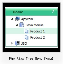 Php Ajax Tree Menu Mysql Tree Drop Menu Right Click