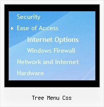 Tree Menu Css Tree View Menu Maker