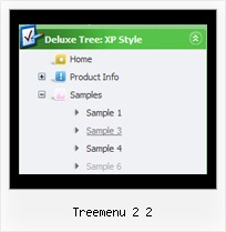 Treemenu 2 2 Tree Frame Bar