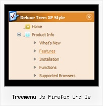 Treemenu Js Firefox Und Ie Best Tree Templates