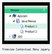 Treeview Contextual Menu Jquery Tree With Dhtml