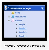 Treeview Javascript Prototype Tree And Menu And Download