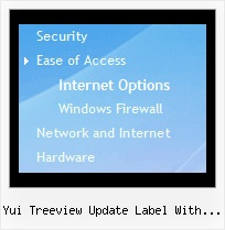 Yui Treeview Update Label With Icon Tree Hide Icons