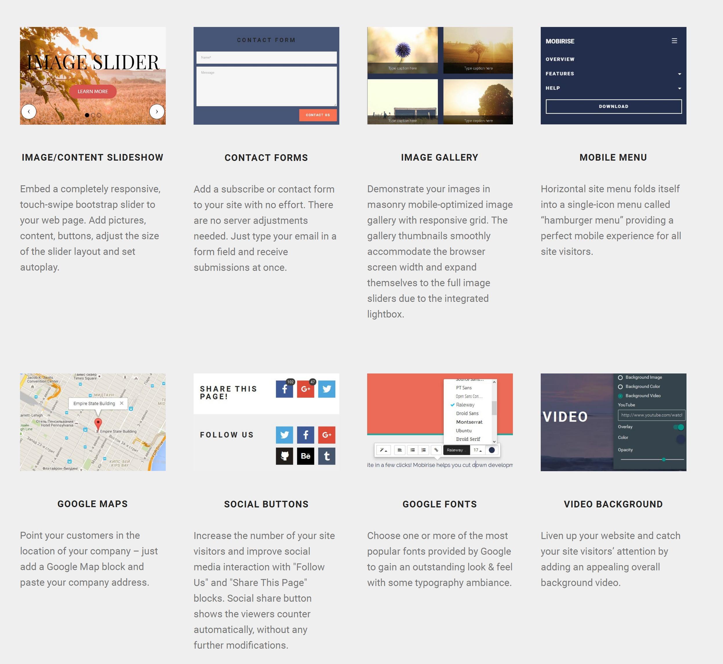 Responsive Easy Website Creator Review