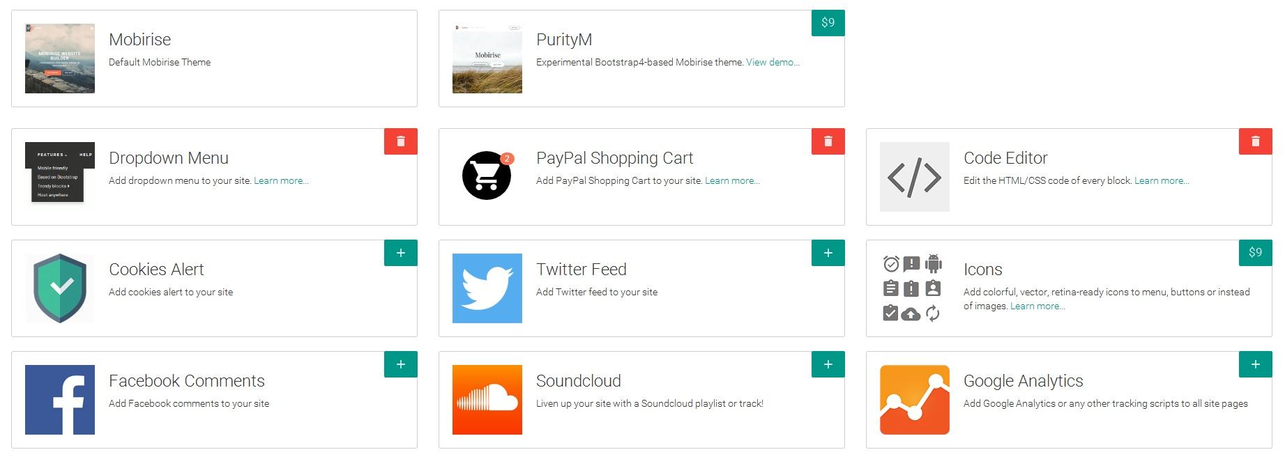 WYSIWYG Simple Website Builder Review