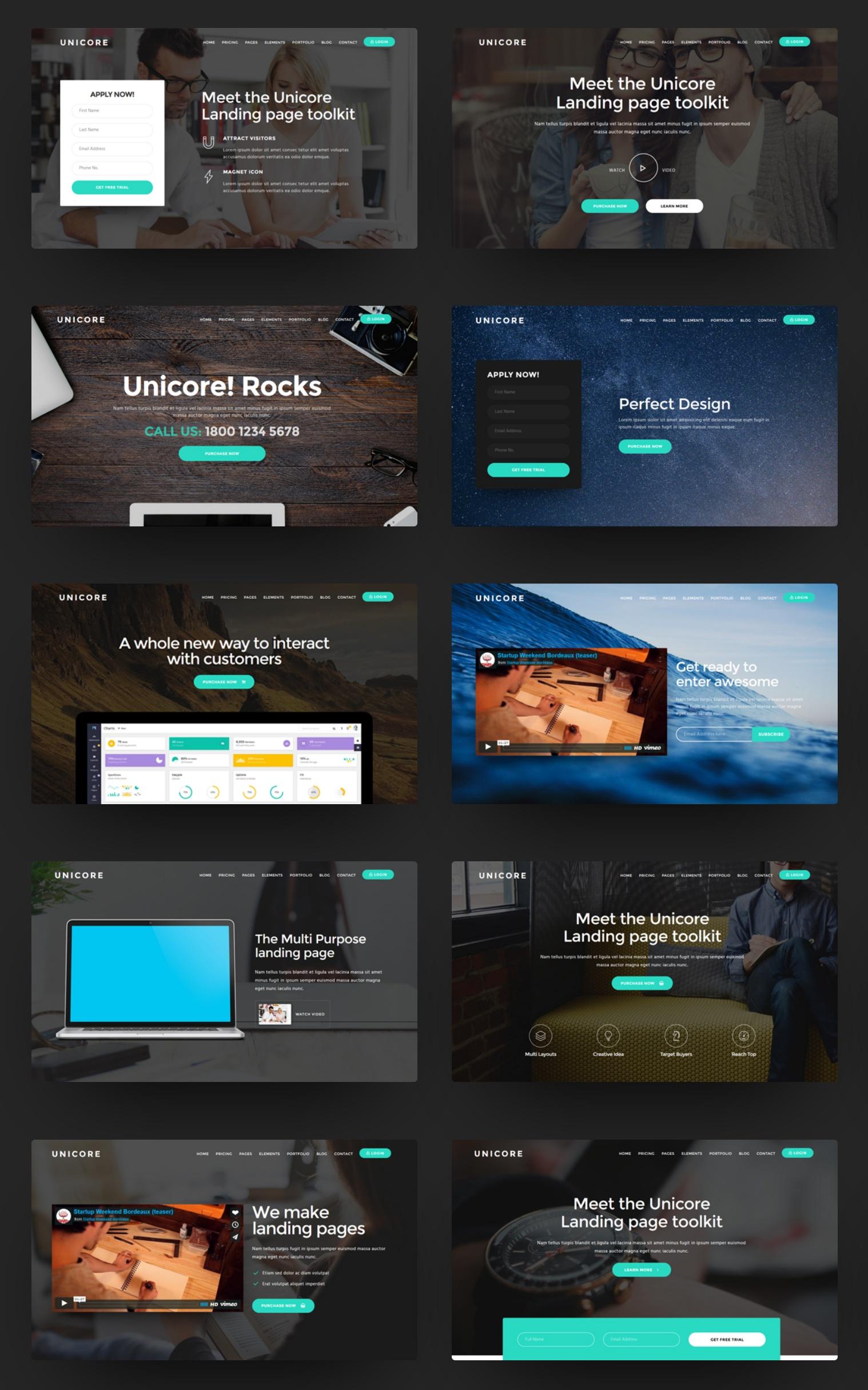 Bootstrap Starter Theme Generator