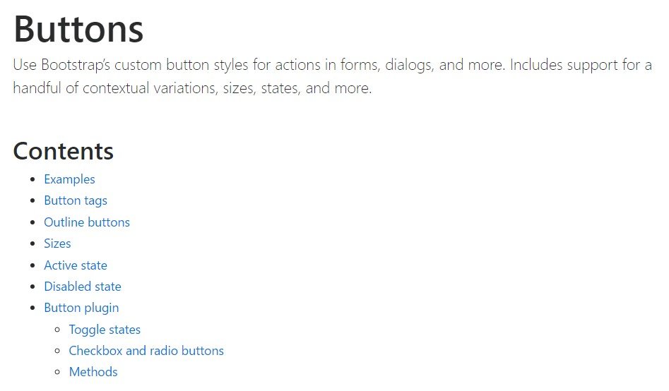 Bootstrap toggle official  records