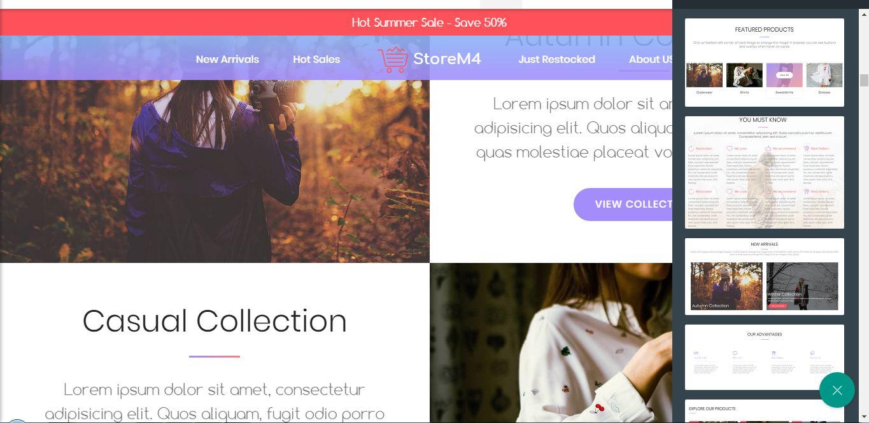 HTML5 Site Theme