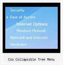 Css Collapsible Tree Menu : Javascript Tree Menu